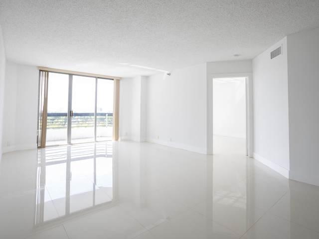 3400 NE 192nd Street #707, Aventura, FL 33180 (#RX-10750075) :: DO Homes Group