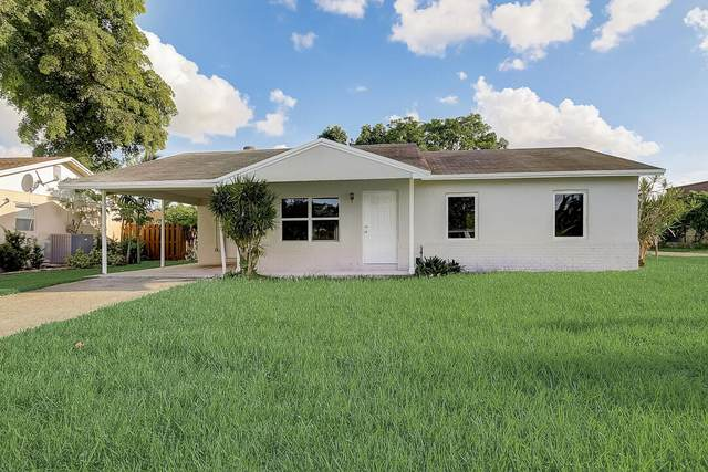 7926 SW 4th Place, North Lauderdale, FL 33068 (MLS #RX-10750114) :: Castelli Real Estate Services