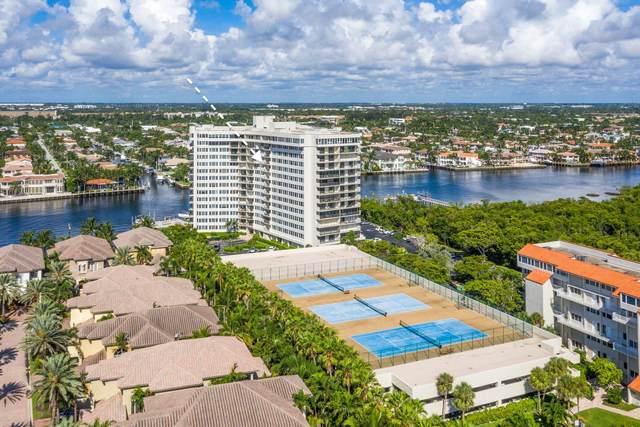 3912 S Ocean Boulevard #1104, Highland Beach, FL 33487 (#RX-10750125) :: IvaniaHomes | Keller Williams Reserve Palm Beach