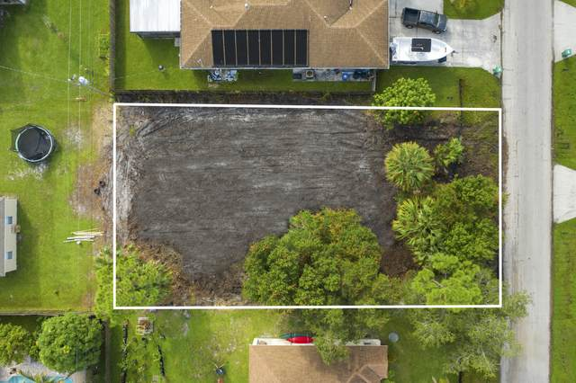 1274 SW Century Avenue, Port Saint Lucie, FL 34953 (MLS #RX-10750136) :: Castelli Real Estate Services