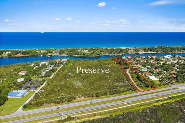 17053 SE Federal Highway, Tequesta, FL 33469 (#RX-10750183) :: Michael Kaufman Real Estate
