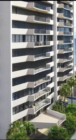 4200 N Ocean Drive 1-1104, Riviera Beach, FL 33404 (#RX-10750188) :: Ryan Jennings Group