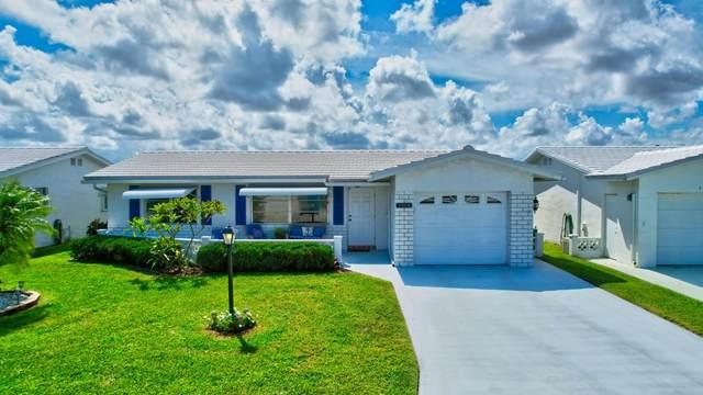 1504 SW Nicholas Drive, Boynton Beach, FL 33426 (#RX-10750200) :: Heather Towe | Keller Williams Jupiter