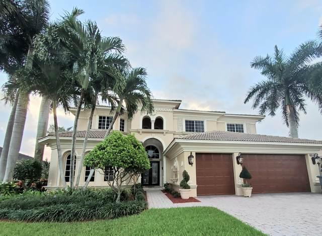 6573 Cobia Circle, Boynton Beach, FL 33437 (#RX-10750205) :: Posh Properties