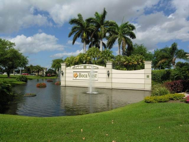 6845 Willow Wood Drive #3036, Boca Raton, FL 33434 (#RX-10750224) :: DO Homes Group