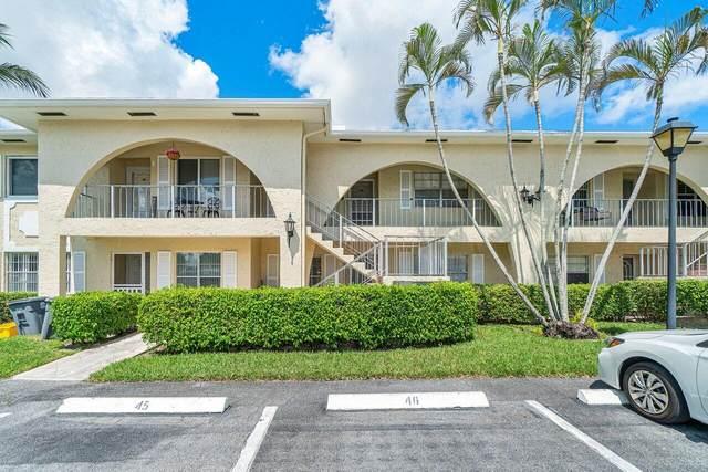 13791 Flora Place B, Delray Beach, FL 33484 (#RX-10750234) :: Heather Towe | Keller Williams Jupiter