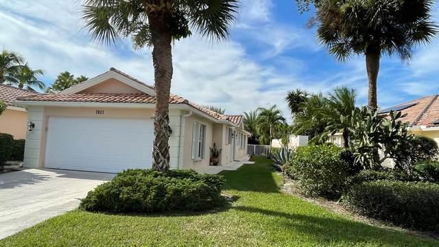 7801 Nile River Road, West Palm Beach, FL 33411 (#RX-10750237) :: Michael Kaufman Real Estate