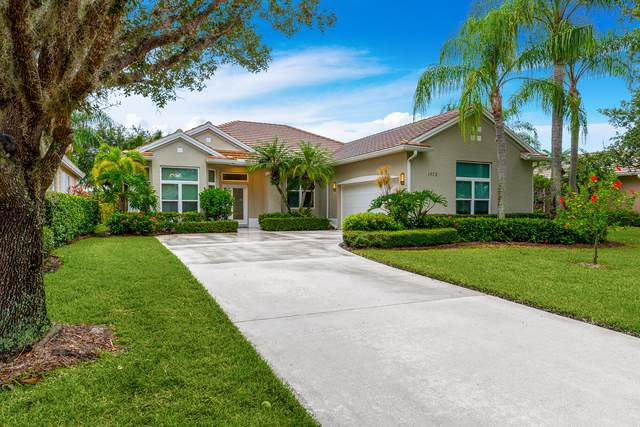 1572 SW Monarch Club Drive, Palm City, FL 34990 (#RX-10750246) :: Baron Real Estate