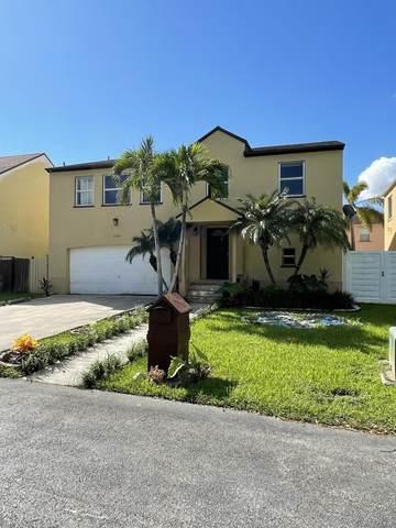 11966 SW 271st Street, Homestead, FL 33032 (#RX-10750252) :: Posh Properties