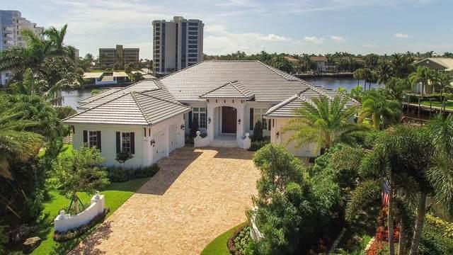 976 Cypress Drive, Delray Beach, FL 33483 (#RX-10750277) :: The Reynolds Team | Compass