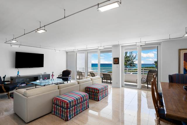 3407 S Ocean Boulevard 3-C, Highland Beach, FL 33487 (#RX-10750284) :: IvaniaHomes | Keller Williams Reserve Palm Beach
