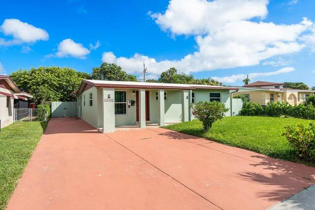 1405 8th Street, West Palm Beach, FL 33401 (#RX-10750288) :: Posh Properties