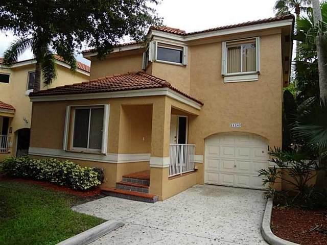 11243 Lakeview Drive 17-E, Coral Springs, FL 33071 (#RX-10750345) :: Posh Properties