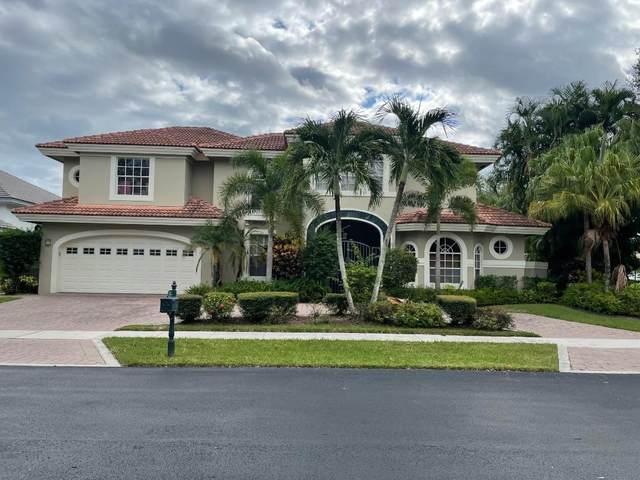 6122 NW 31st Court, Boca Raton, FL 33496 (#RX-10750371) :: Heather Towe | Keller Williams Jupiter
