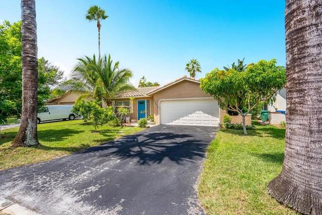 2338 NW 98th Way, Coral Springs, FL 33065 (#RX-10750380) :: Baron Real Estate