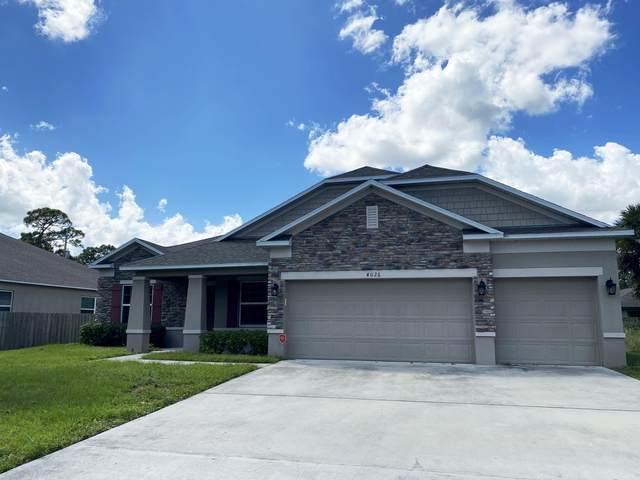 4026 SW Mccandless Street, Port Saint Lucie, FL 34953 (#RX-10750391) :: Posh Properties
