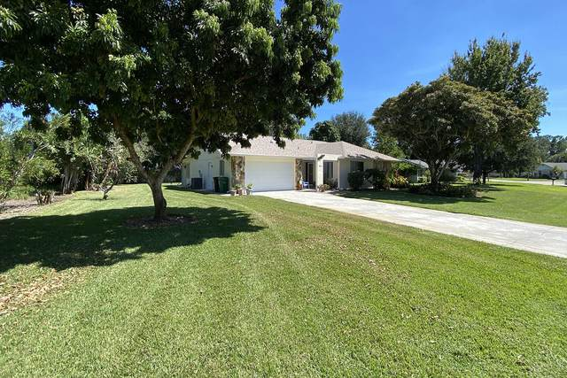 4916 Paleo Pines Circle, Fort Pierce, FL 34951 (#RX-10750398) :: Heather Towe | Keller Williams Jupiter