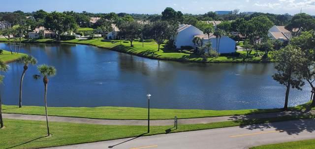 1763 Bridgewood Drive, Boca Raton, FL 33434 (MLS #RX-10750408) :: Castelli Real Estate Services