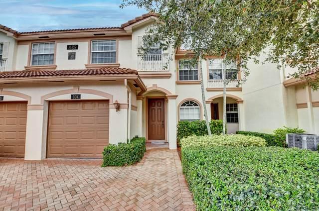 16169 Poppyseed Circle #604, Delray Beach, FL 33484 (#RX-10750411) :: Baron Real Estate