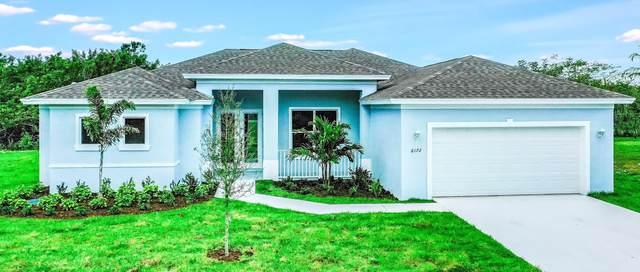 4101 SW Winslow Street, Port Saint Lucie, FL 34953 (MLS #RX-10750442) :: Castelli Real Estate Services