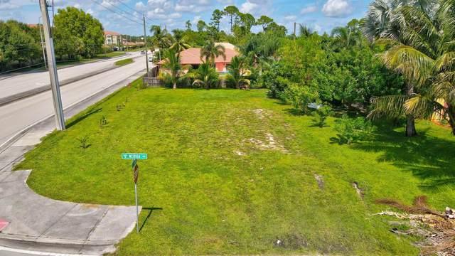 1697 SW Nervia Avenue, Port Saint Lucie, FL 34953 (MLS #RX-10750452) :: Castelli Real Estate Services