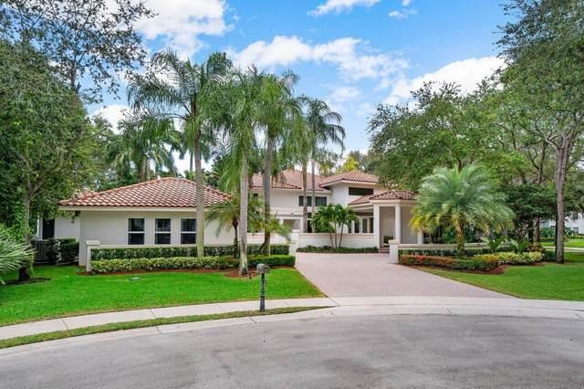 4600 NW 24th Avenue, Boca Raton, FL 33431 (#RX-10750458) :: Michael Kaufman Real Estate