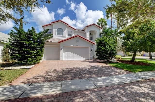 15650 Messina Isle Court, Delray Beach, FL 33446 (#RX-10750472) :: Baron Real Estate