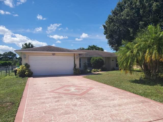 1872 SE Joy Haven Street, Port Saint Lucie, FL 34983 (#RX-10750479) :: Posh Properties
