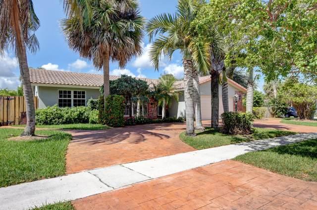 1370 SW 11th Street, Boca Raton, FL 33486 (#RX-10750487) :: Baron Real Estate