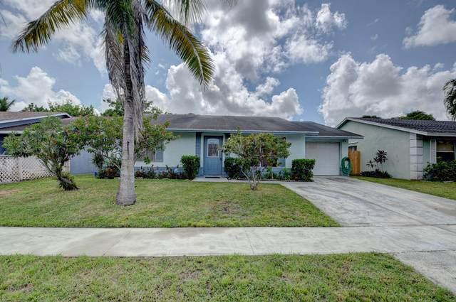 6126 Bluegrass Circle, Lake Worth, FL 33463 (MLS #RX-10750491) :: Castelli Real Estate Services