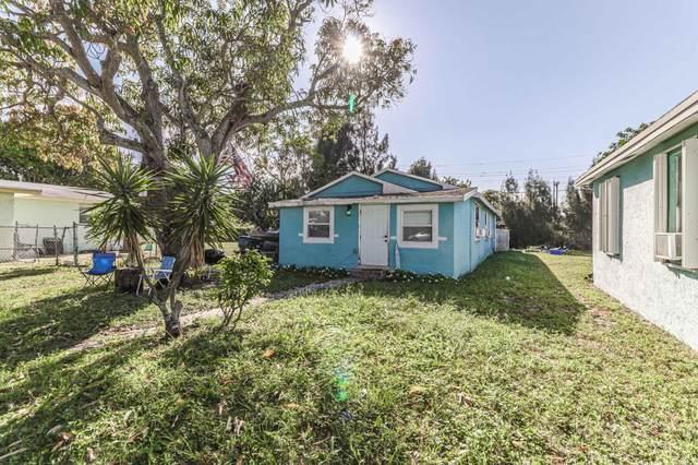 342 NW Nw 7th Avenue, Delray Beach, FL 33444 (MLS #RX-10750498) :: Berkshire Hathaway HomeServices EWM Realty