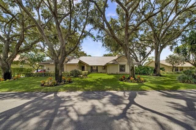 4256 Gleneagles Drive, Boynton Beach, FL 33436 (#RX-10750501) :: Heather Towe | Keller Williams Jupiter