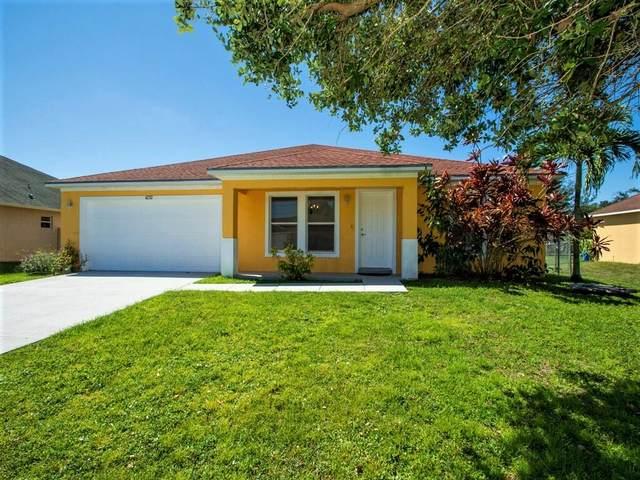 4232 SW Winslow Street, Port Saint Lucie, FL 34953 (MLS #RX-10750503) :: Castelli Real Estate Services