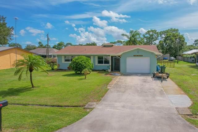 350 SE Yardley Terrace, Port Saint Lucie, FL 34983 (MLS #RX-10750544) :: Castelli Real Estate Services