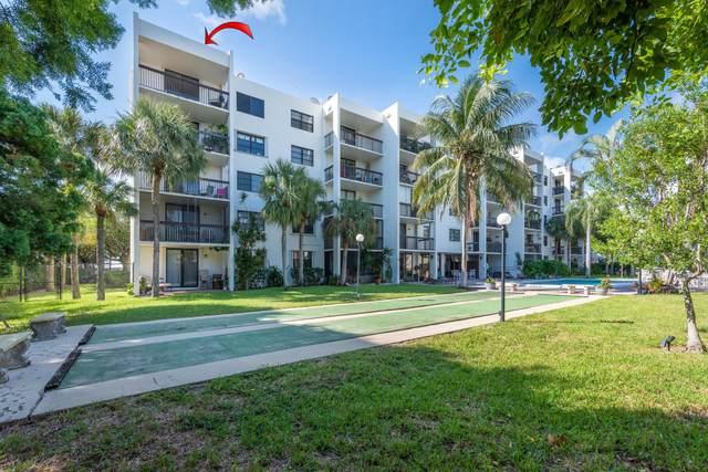 2707 NE 14th St Street #506, Pompano Beach, FL 33064 (#RX-10750554) :: Treasure Property Group