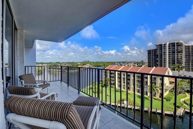 4750 S Ocean Boulevard #704, Highland Beach, FL 33487 (#RX-10750578) :: IvaniaHomes | Keller Williams Reserve Palm Beach