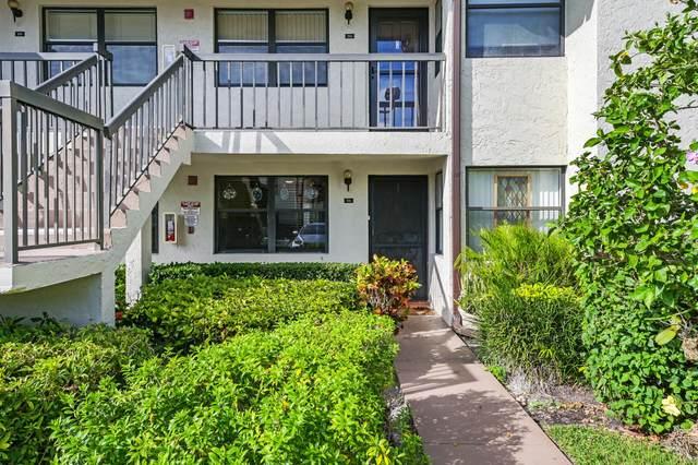 7641 Tahiti Lane #106, Lake Worth, FL 33467 (MLS #RX-10750595) :: Berkshire Hathaway HomeServices EWM Realty