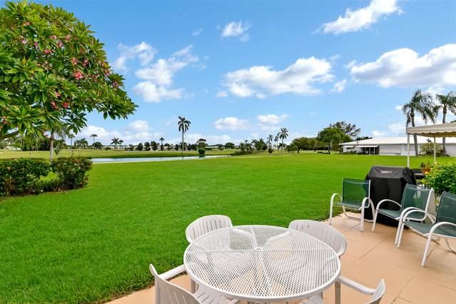 200 SW Golfview Terrace #124, Boynton Beach, FL 33426 (#RX-10750601) :: IvaniaHomes | Keller Williams Reserve Palm Beach