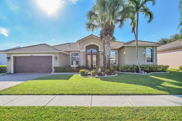 3823 Cypress Lake Drive, Lake Worth, FL 33467 (MLS #RX-10750608) :: Berkshire Hathaway HomeServices EWM Realty