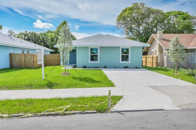 3121 Pinewood Avenue, West Palm Beach, FL 33407 (MLS #RX-10750615) :: Castelli Real Estate Services