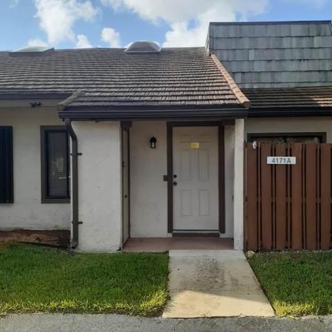 4171 Palm Bay Circle A, West Palm Beach, FL 33406 (#RX-10750616) :: Baron Real Estate