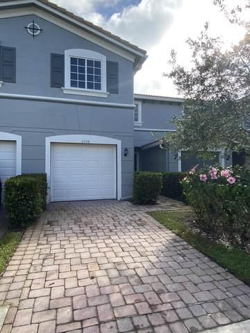 2358 SW Marshfield Court, Port Saint Lucie, FL 34953 (#RX-10750617) :: Baron Real Estate