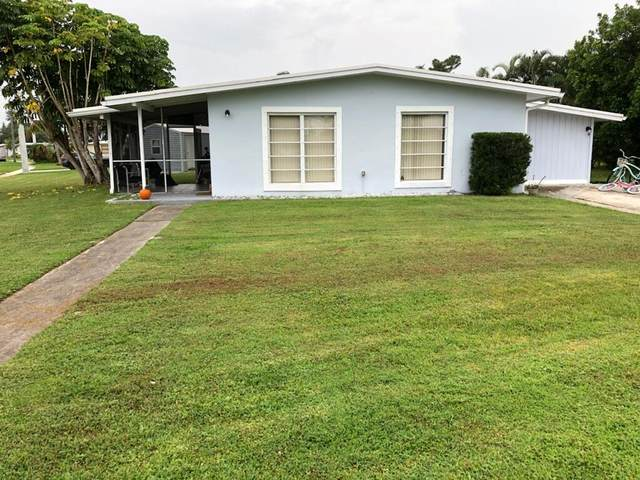 3160 SE Monte Vista Ct Court, Port Saint Lucie, FL 34952 (#RX-10750625) :: Heather Towe | Keller Williams Jupiter