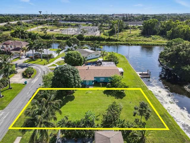 Tbd SW 24th Avenue, Boynton Beach, FL 33426 (#RX-10750642) :: The Reynolds Team | Compass