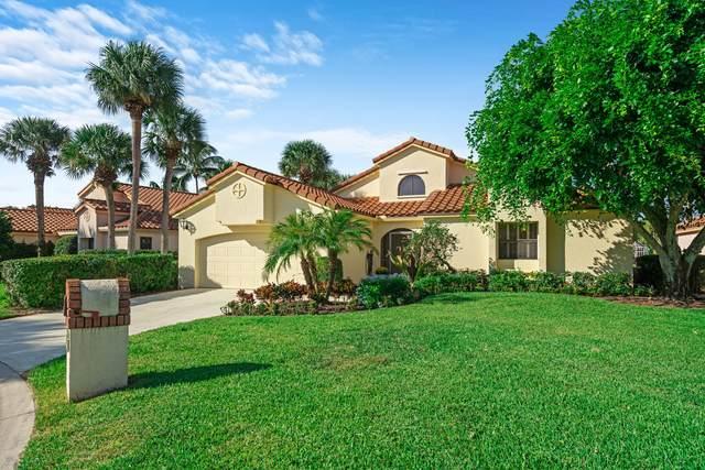 16663 Hidden Cove Drive, Jupiter, FL 33477 (#RX-10750665) :: Michael Kaufman Real Estate