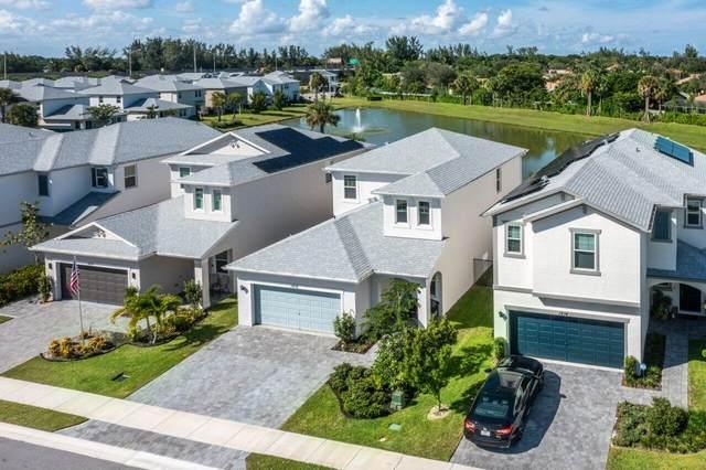 1816 Lake Cove Drive, Lake Worth, FL 33460 (#RX-10750671) :: Michael Kaufman Real Estate