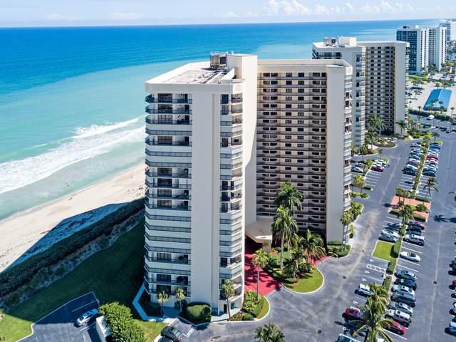 9500 S Ocean Drive 2008 Ph-8, Jensen Beach, FL 34957 (#RX-10750673) :: IvaniaHomes   Keller Williams Reserve Palm Beach
