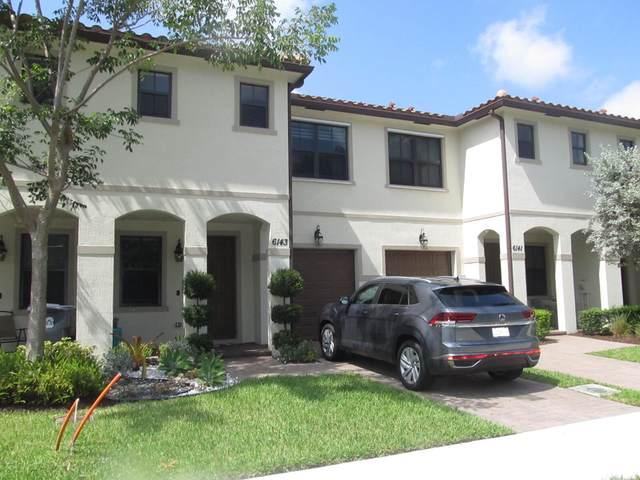6143 Bangalow Drive, Lake Worth, FL 33463 (#RX-10750684) :: Baron Real Estate