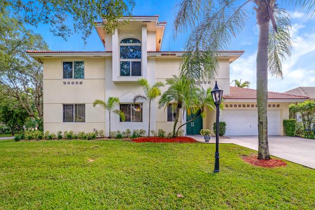 5041 Chardonnay Drive, Coral Springs, FL 33067 (#RX-10750704) :: Heather Towe   Keller Williams Jupiter