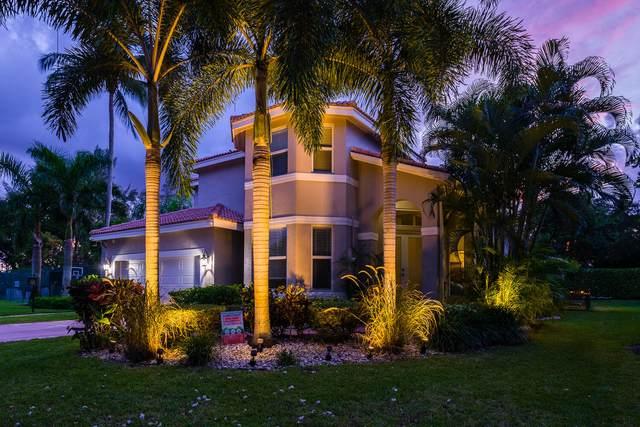7639 NW 71st Way, Parkland, FL 33067 (MLS #RX-10750718) :: Castelli Real Estate Services